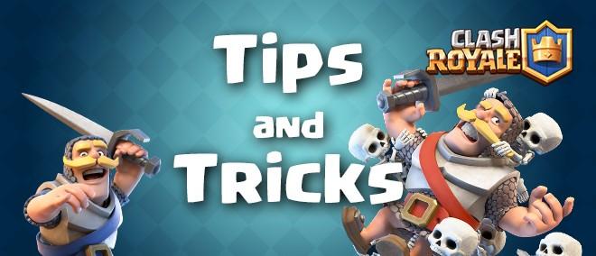 10 Clash Royale Battle Tips