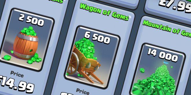 Clash Royale Free Gems – Get 500 Gems Every Week!