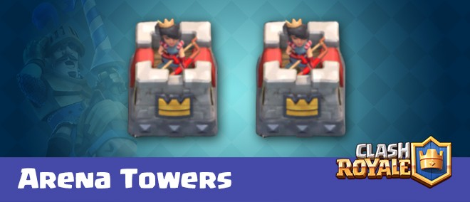 Arena Towers