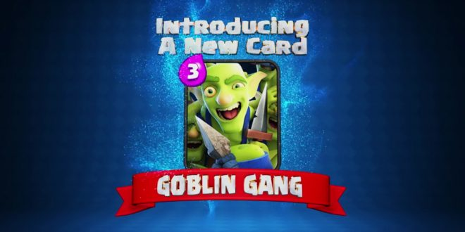 Welcome to the Arena, Goblin Gang!