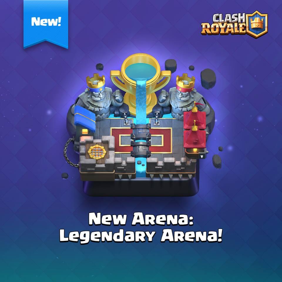 SNEAK PEEK #3 – New Arena