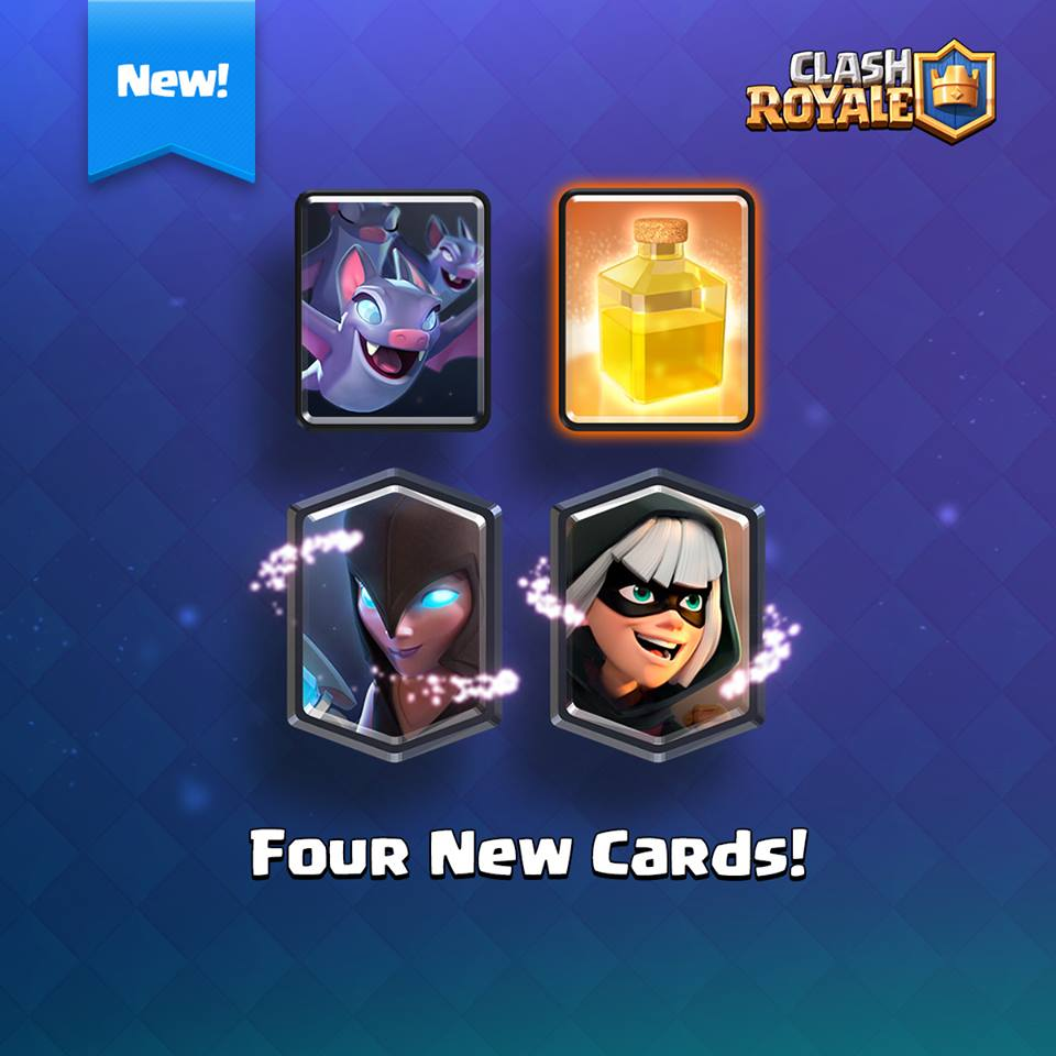 SNEAK PEEK #2 – Four New Cards