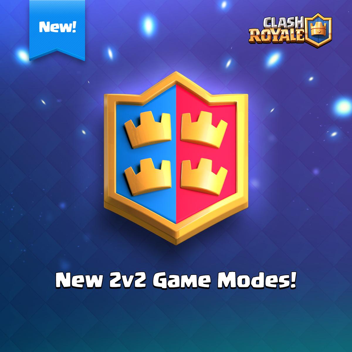 SNEAK PEEK #3 – New 2v2 Game Modes!