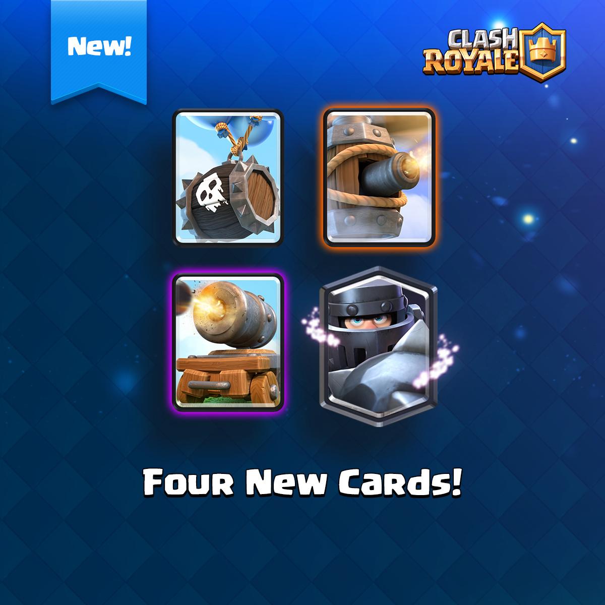 SNEAK PEEK #2 – Four New Cards!