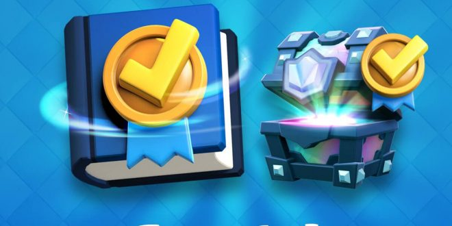 Clash Royale Quests – List of all Quests and Rewards